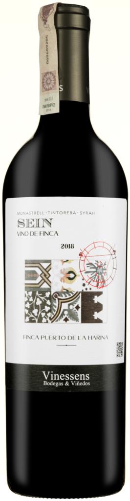Wino Vinessens Sein Alicante DOP 2018
