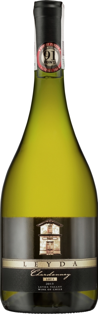 Wino Leyda Lot 5 Chardonnay Leyda Valley