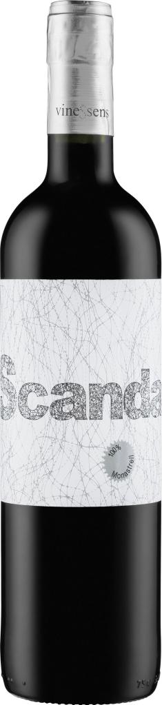 Wino Vinessens Scandalo Alicante DOP 2018