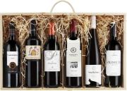 Wina z Hiszpanii w skrzynce
