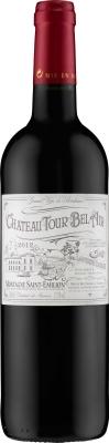 Wino Château Tour Bel Air Montagne Saint-Émilion AC 2018