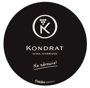 Dropstop z logo Kondrat
