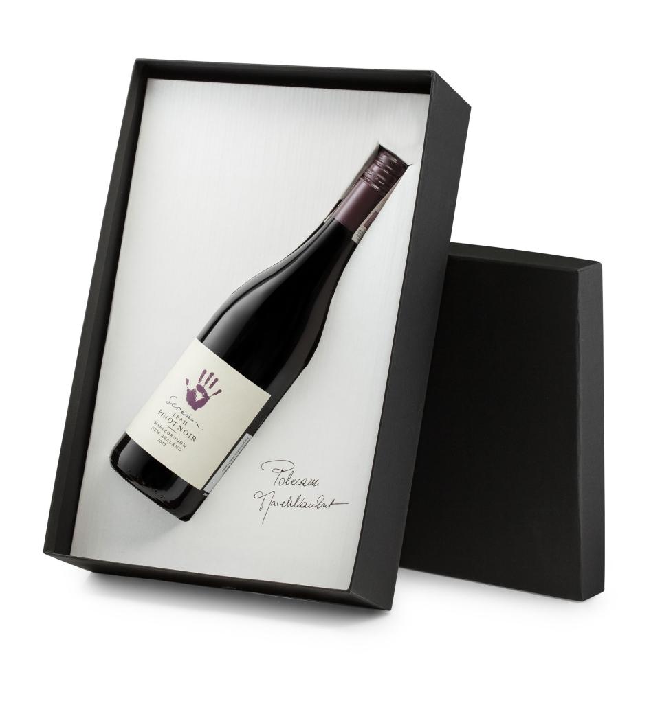 Seresin Leah Pinot Noir w eleganckim pudełku