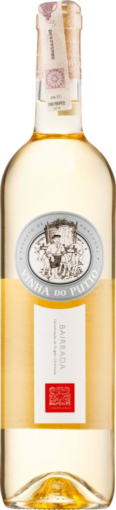 Wino Campolargo Vinha do Putto White Bairrada DOC