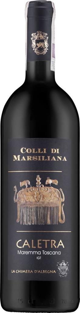 Wino Chimera Caletra Maremma Toscana IGT 2010