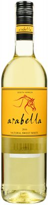 Wino Arabella Natural Sweet White Western Cape WO 2019