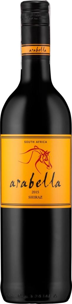 Wino Arabella Shiraz Western Cape WO 2019