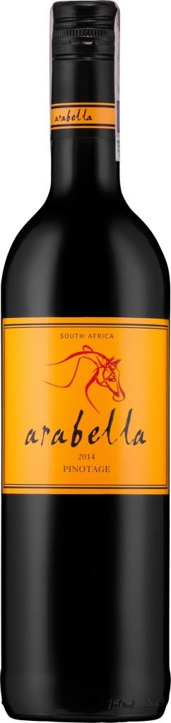 Wino Arabella Pinotage Western Cape WO 2018