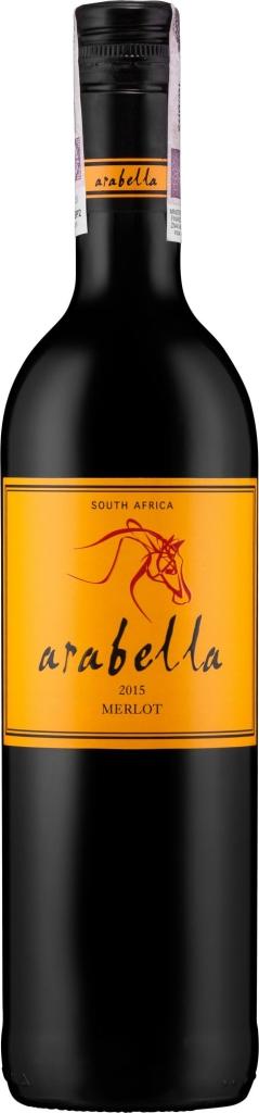 Wino Arabella Merlot Western Cape WO 2016