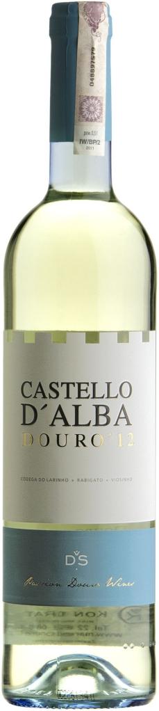 Wino Castello d'Alba White Douro DOC