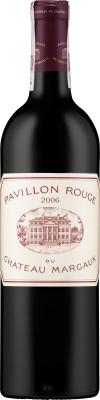 Wino Pavillon Rouge du Château Margaux Margaux AC 2012