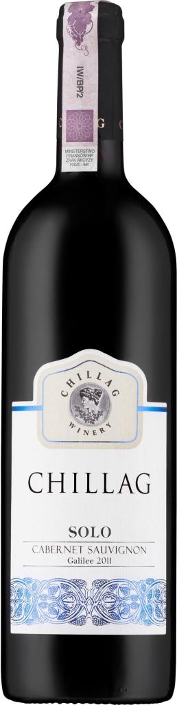 Wino Chillag Solo Cabernet Sauvignon Galilee
