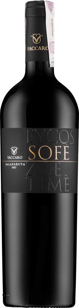 Wino Vaccaro Sofè Nero d'Avola Salaparuta DOC