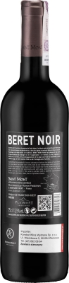 Wino Plaimont Beret Noir Saint Mont AOC