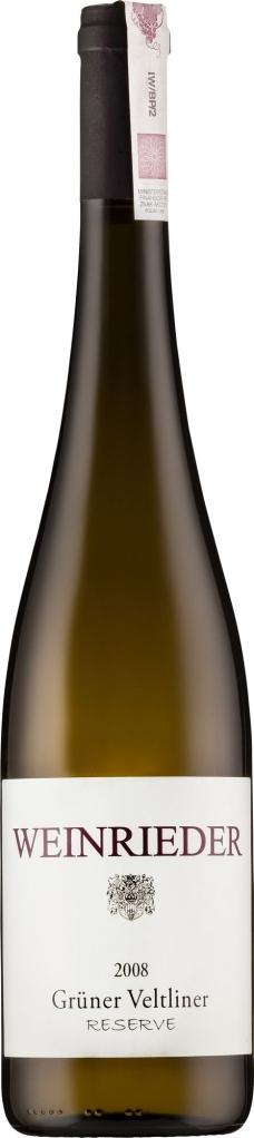 Wino Weinrieder Reserve Grüner Veltliner Weinviertel 2015