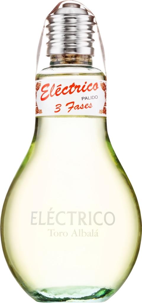Wino Toro Albalá Bombilla Fino Rama Montilla-Moriles DO
