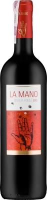 Wino Arganza La Mano Roble Mencia Bierzo DO