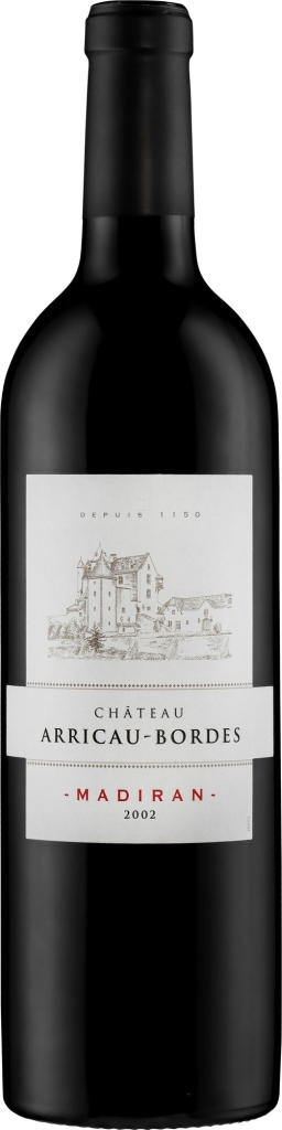 Wino Château Arricau Bordes Madiran AOC 2015