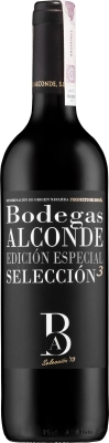 Wino Alconde Edicion Especial Selección 3 Navarra DO