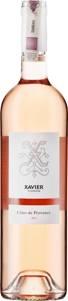 Wino Xavier Vignon Rosé Côtes de ProvenceAOP 2016