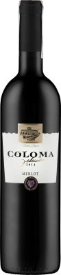 Wino Coloma Merlot Seleccion Extremadura VdlT 2016