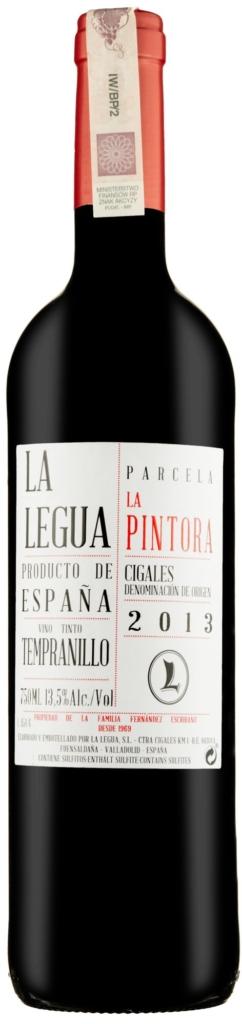 Wino La Legua Parcela La Pintora Reserva Cigales DO 2013