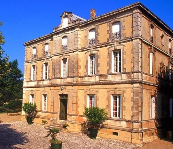 Château St Maurice
