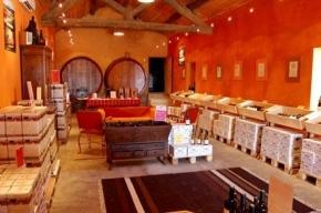 Château St Maurice winiarnia