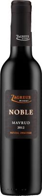 Wino Zagreus Noble Mavrud Sweet 375 ml 2019