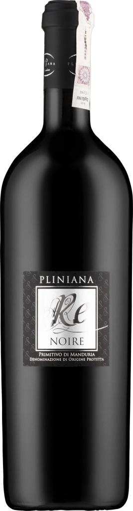 Wino Pliniana Primitivo di Manduria ReNoire DOP 2017