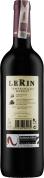 Wino czerwone Alconde Lerin Roble z etykietą weselną