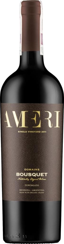 Wino Domaine Bousquet Ameri Single Vineyard Mendoza Tupungato