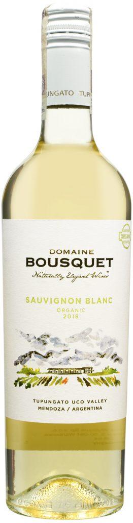 Wino Domaine Bousquet Sauvignon Blanc Mendoza Tupungato 2019