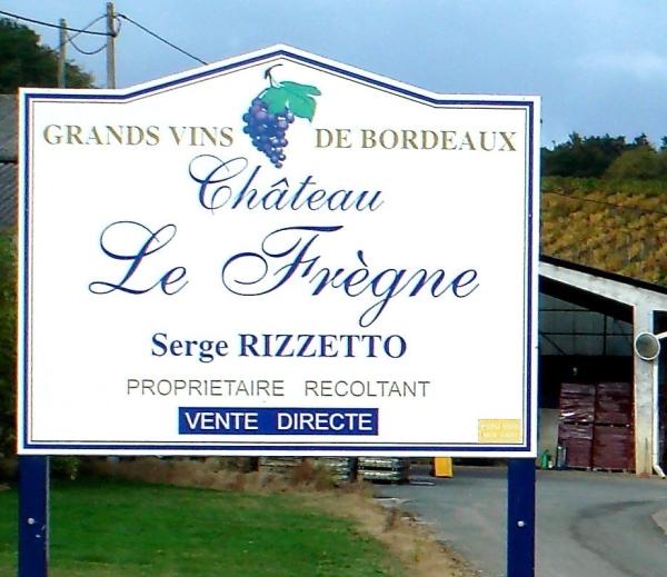 Château Le Frègne