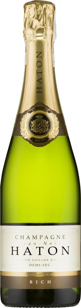 Wino Haton Demi-sec Rich Champagne AC