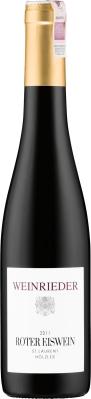 Wino Weinrieder Roter Eiswein - St. Laurent Holzler 2013 375 ml