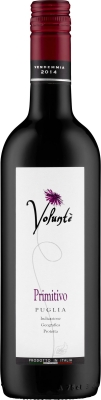 Wino Volunte Primitivo Puglia IGP 2016