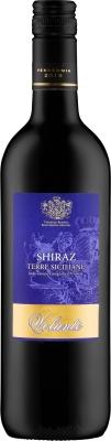 Wino Volunte Top Shiraz Terre Siciliane IGP 2016