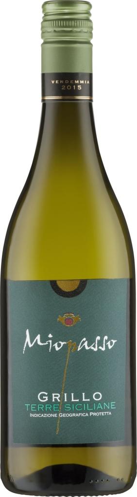 Wino Miopasso Grillo Terre Siciliane IGP 2016