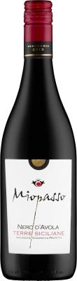 Wino Miopasso Nero d'Avola Terre Siciliane IGP 2016