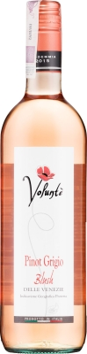 Wino Volunte Pinot Grigio Blush IGP 2016