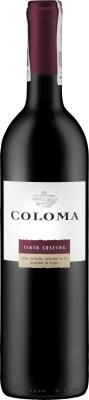 Wino Coloma Tinto Cosecha Extremadura VdlT 2016