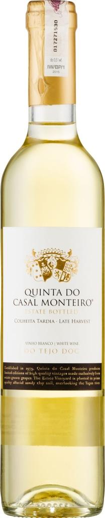 Wino Casal Monteiro Colheita Tardia Late Harvest Tejo DOC 500 ml 2015