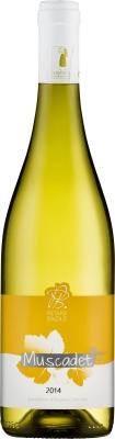 Wino Plessis Glain Muscadet AOC