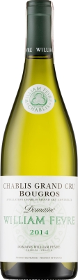 Wino William Fevre Chablis Grand Cru Bougros AC 2014