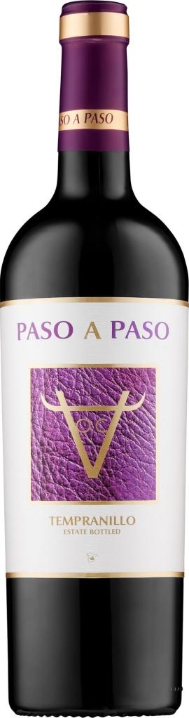 Wino Volver Paso a Paso Tinto La Mancha DO 2018
