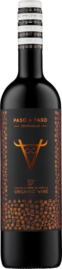 Wino Volver Paso a Paso Organico VdlT de Castilla 2017