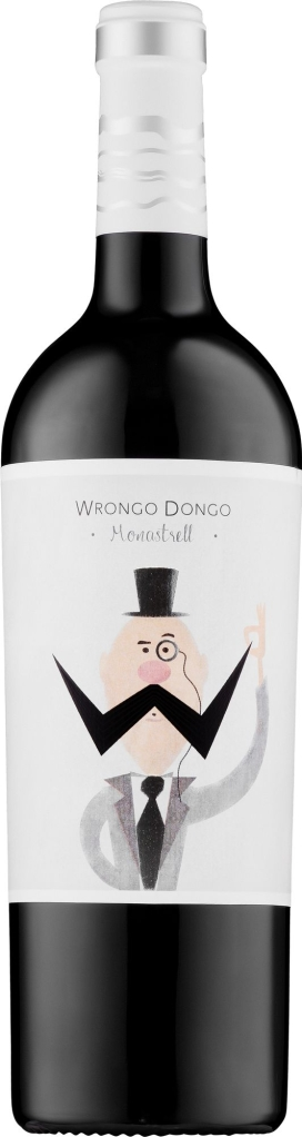 Wino Volver Wrongo Dongo Jumilla DO 2016