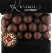 Karmello żurawina w mlecznej czekoladzie (200 g)