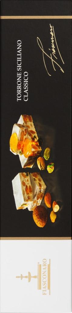 Fiasconaro Torrone Siciliano Classico - nugat klasyczny (150 g)